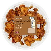 Waitrose New Orleans Creole Wings