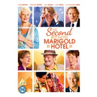 DVD The Second Best Exotic Marigold Hotel