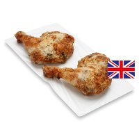 Waitrose British rosemary & garlic roast chicken leg