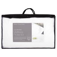Hotel Collection microfibre king size matt protector