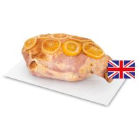 Waitrose British Free Range orange and marmalade roast ham