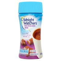 Weight Watchers hot chocolate drink