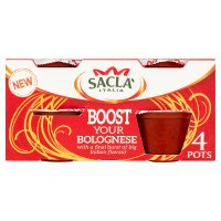 Sacla' Italia Boost Your Bolognese