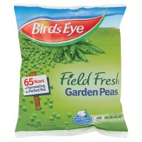 Birds Eye garden peas image