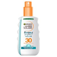 Ambre Solaire Spray Clear Protect+ SPF30