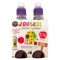 Joosed! Junior Blackcurrant & Apple