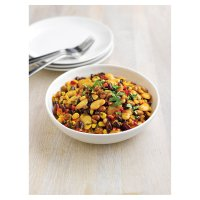 Smokey Mixed Bean Salad