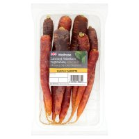 Limited Selection Purple Carrots