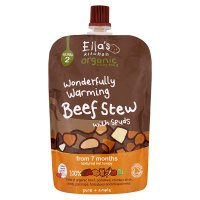 Ella's kitchen organic beef stew