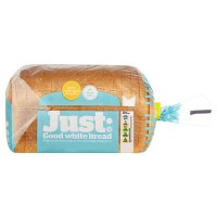 Just: good white bread