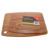 Mason Cash  3 piece bamboo chopping boards set