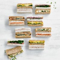 Finger sandwich platter&nbsp;image