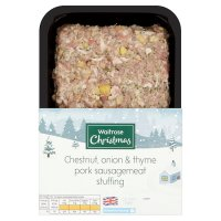 Waitrose Chestnut Onion Thyme Stuffing