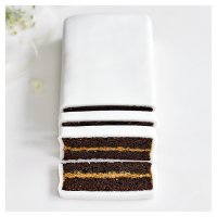 Wedding Cutting Bar - Chocolate Salted Caramel cake