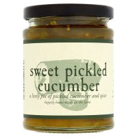 Dorset Blue pickled cucumber