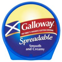 Galloway spreadable smooth & creamy
