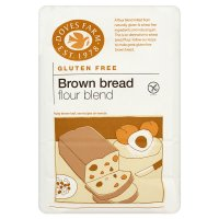Doves Farm brown bread flour