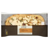 Waitrose 1 Potato, Parmesan & Herb Flatbread
