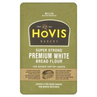 Hovis super strong premium white bread flour