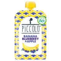 Piccolo Banana Blueberry & Apple