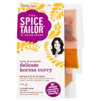 The Spice Tailor delicate korma curry