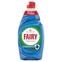 Fairy pure clean eucalyptus washing up liquid image