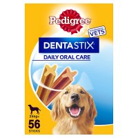 Pedigree Dentastix 56 Sticks 25kg+