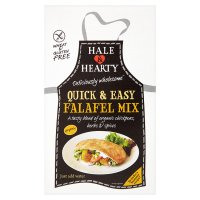 Hale & Hearty Organic quick & easy falafel mix