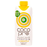 Coco Pro Coconut Water with pineapple