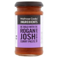 Waitrose Rogan Josh curry paste