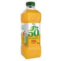 Trop 50 orange & mango juice drink