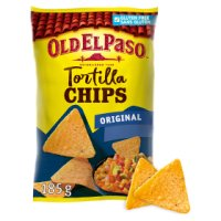 Old El Paso tortilla chips salt