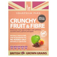 Sharpham Park crunchy fruit & fibre