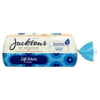 Jackson's Yorkshire's champion white bloomer loaf