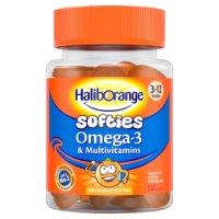 Kids multivitamin & omega 3