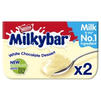 Nestle Milky Bar Dessert