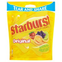 Starburst fruity chews