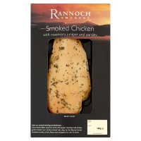 Rannoch smoked chicken