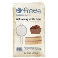 Doves Farm gluten & wheat free white self-raising flour blend