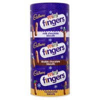 Cadbury Mini Finger Stackables