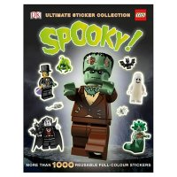 Lego Spooky Ultimate Sticker Collection