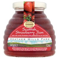 Heather Hills Scottish strawberry jam