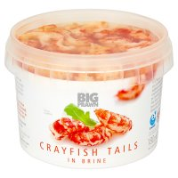 The Big Prawn Co. crayfish tails in brine