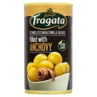 Fragata olives stuffed with anchovy extra large