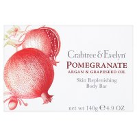 Crabtree & Evelyn body bar pomegranate