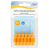 TePe interdental brush 0.45mm