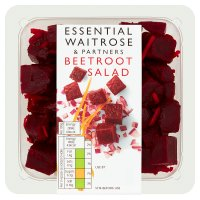 essential Waitrose beetroot salad