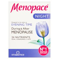 Vitabiotics menopace night