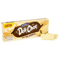McVitie's Deli Choc with Belgian white chocolate