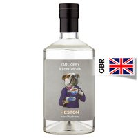 Waitrose Heston Earl Grey & lemon gin image